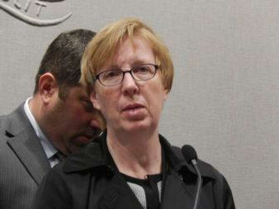 State Sen. Cathy Osten, D-Sprague. Photo: Arielle Levin Becker / THE CT MIRROR