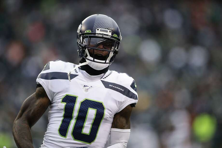 Free-agent wide receiver Josh Gordon, who played with the Seattle Seahawks last season, submitted Wednesday his letter for reinstatement into the NFL, according to multiple reports Thursday. Photo: Matt Rourke, Associated Press