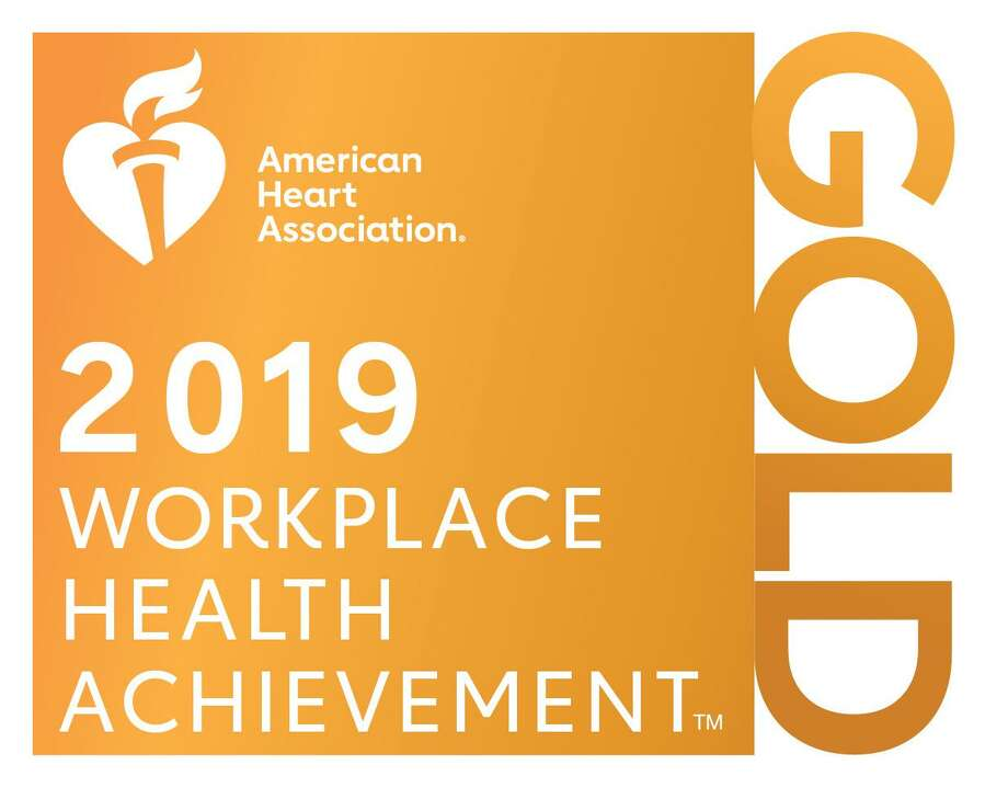 Griffin Hospital, of Derby, recently was recognized by The American Heart Association for taking significant steps to build a culture of health in the workplace. Photo: Contributed Photo