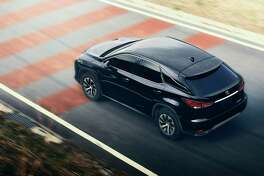 The 2020 Lexus RX 350 delivered a sweet ride under all conditions - quiet, smooth and tight.