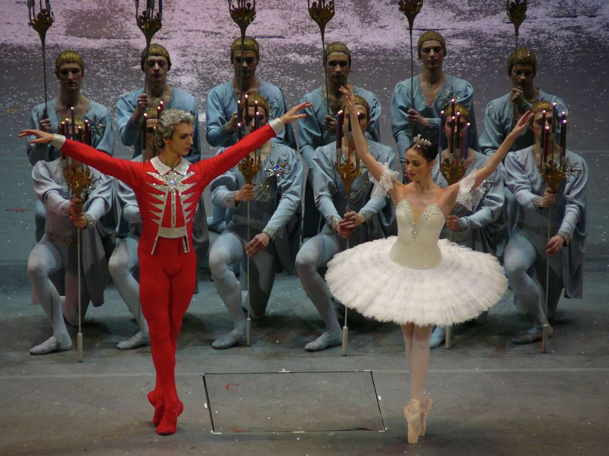 The Bolshoi Ballet's Nutcracker will be screened on Dec. 21 at 12:55 p.m. at the Ridgefield Playhouse, 80 East Ridge Road, Ridgefield. Tickets are $15-$25. For more information, visit ridgefieldplayhouse.org.
