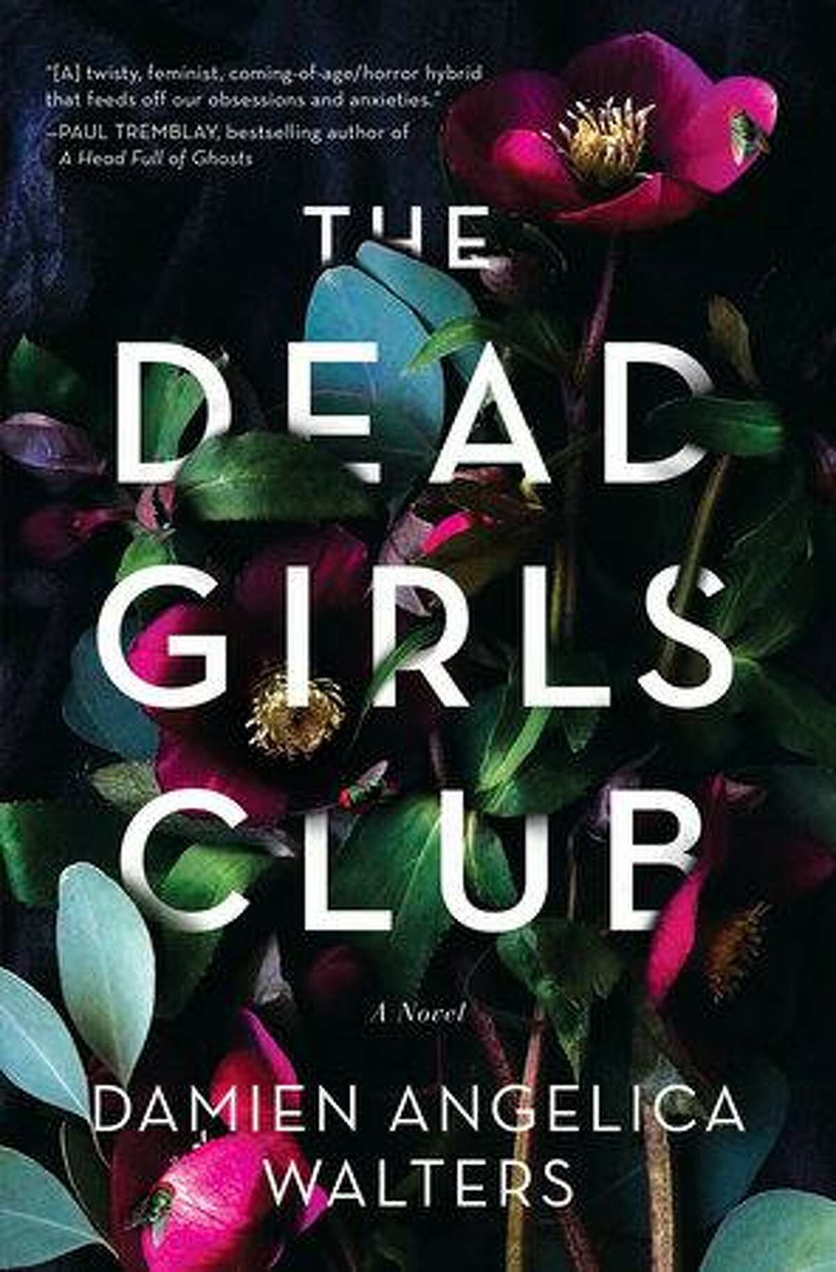 """""""The Dead Girls Club"""" by Damien Angelica Walters."""