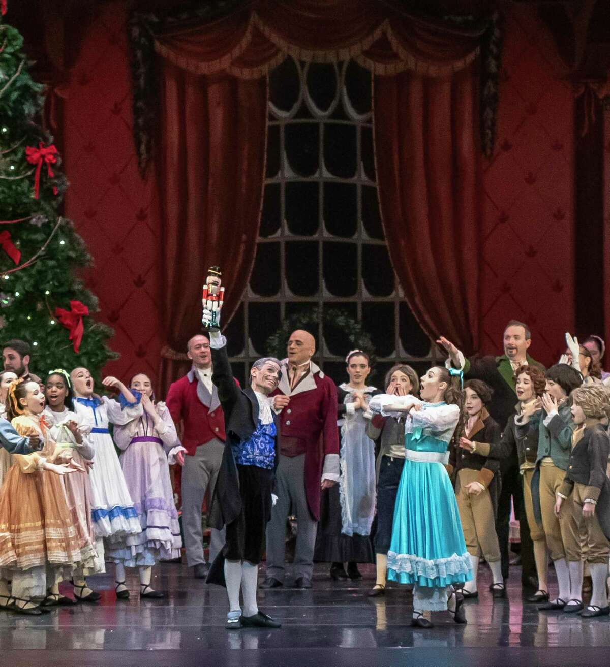 The Connecticut Ballet's production of The Nutcracker will be staged in Stamford.