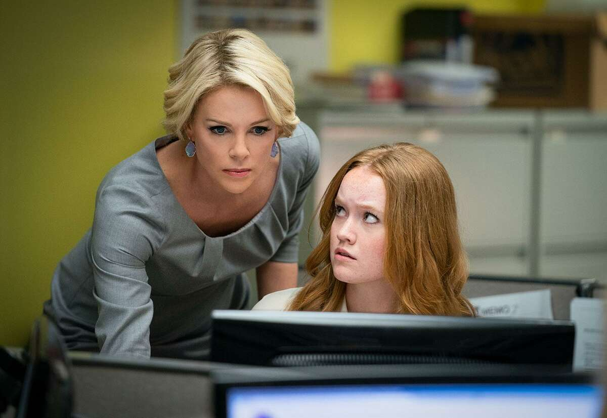 """""""Bombshell"""" is a ferocious depiction of sexual harassment at Fox News."""