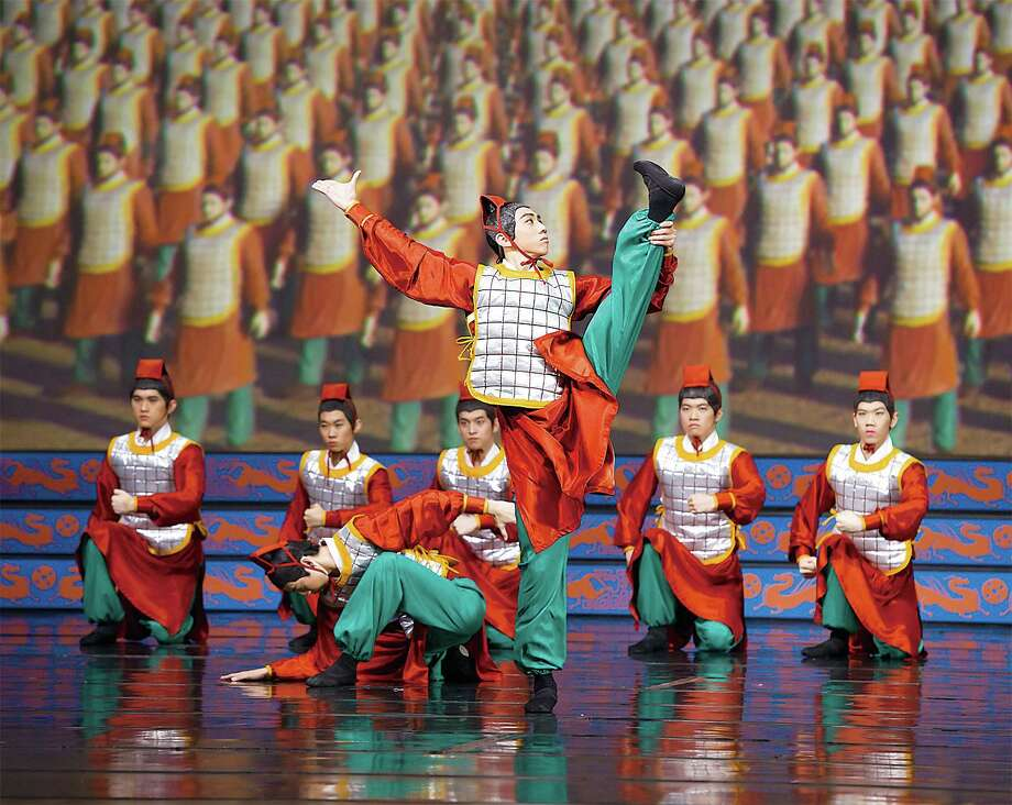 Shen Yun will be staged on Dec. 25 at 6 p.m., Dec. 26 at 2 and 7:30 p.m. and Dec. 27 at 1 p.m. at the Palace Theatre, 61 Atlantic Street, Stamford. Tickets are $80-$165. For more information, visit palacestamford.org. Photo: Dai Bing / Shen Yun Performing Arts / Contributed Photo / DAI BING