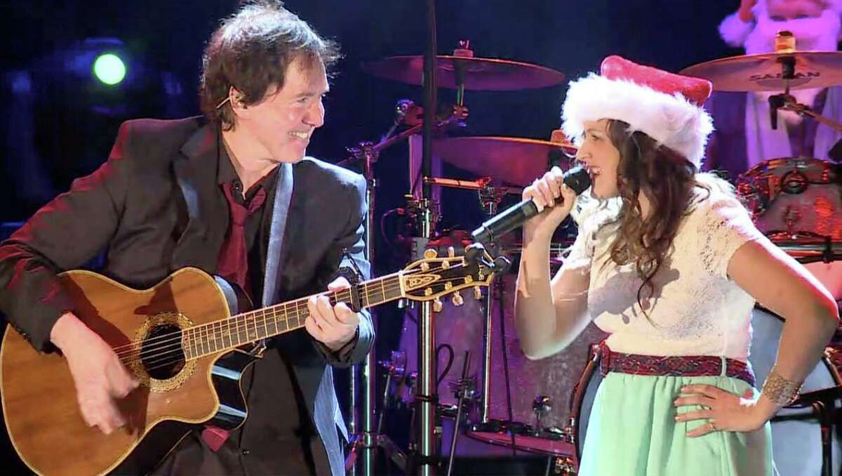 Christmas with the Celts is on Dec. 20 at 8 p.m. at the Ridgefield Playhouse, 80 East Ridge Road, Ridgefield. Tickets are $47.50. For more information, visit ridgefieldplayhouse.org.