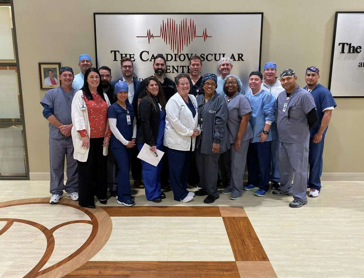 HCA Houston Healthcare Kingwood is the first northeast Houston hospital to successfully complete a minimally invasive alternative to open-heart surgery.