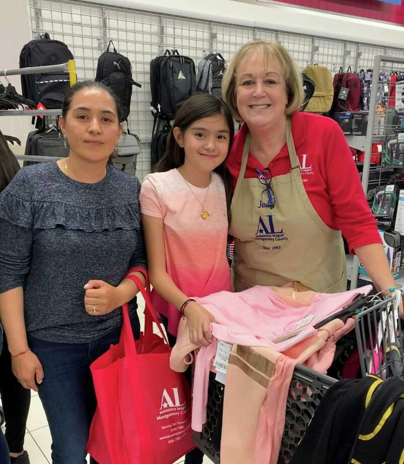Since 1987 Operation School Bell - organized by the Assistance League of Montgomery County - has provided new school clothing to well over 60,000 students in all six public school districts in the county. During the 2018-2019 school year we provided clothing to 3,756 students in grades K-12 enrolled in 104 different schools. Photo: Courtesy Photo