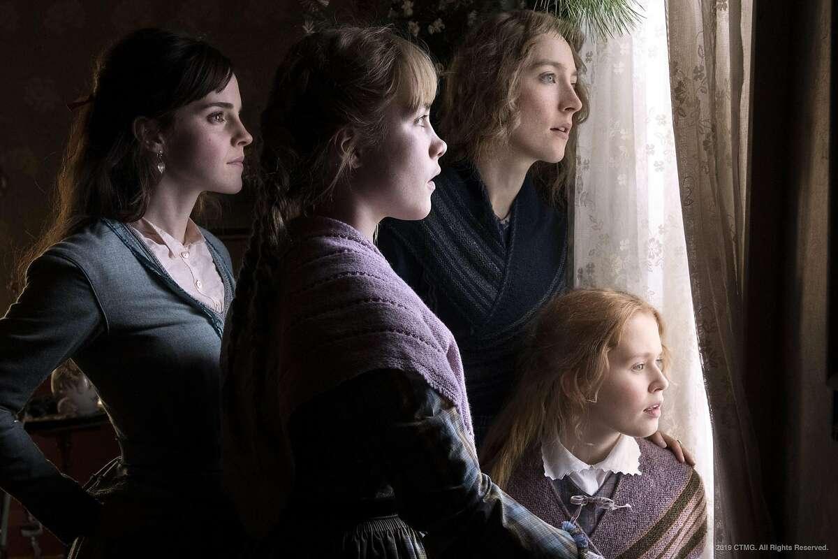 "Greta Gerwig put a modern twist on ""Little Women."""