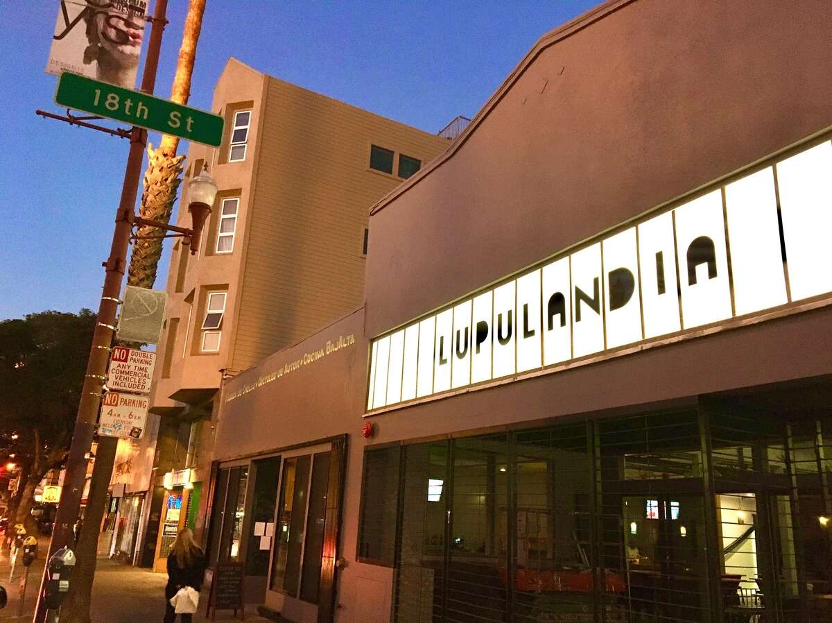 Lupulandia Brewery, located at 2243 Mission St., is bringing Tijuana cuisine to the Mission District but with a twist. Co-owner Anthony LaVia wants to create familiar Mexican dishes but with a modern look and taste.