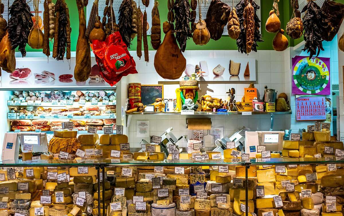 Cheese counters are usually a highlight at Eataly, which will open a new location in San Jose.