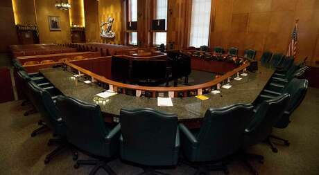 Only one Latino is likely to be seated in Houston City Council Chambers.