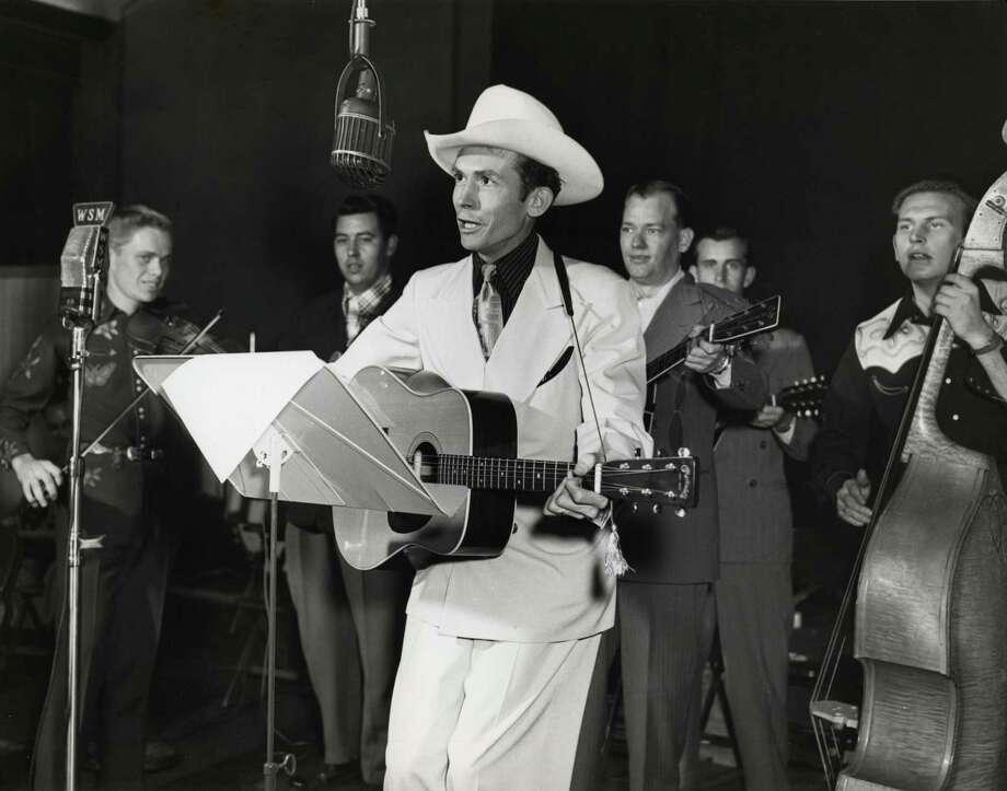 """Hank Williams was seen in the Ken Burns documentary """"Country Music."""" Photo: Courtesy Of Les Leverett, Grand Ole Opry / Hearst File"""