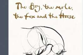 The Boy, the Mole, the Fox and the Horse by Charlie Mackesy.