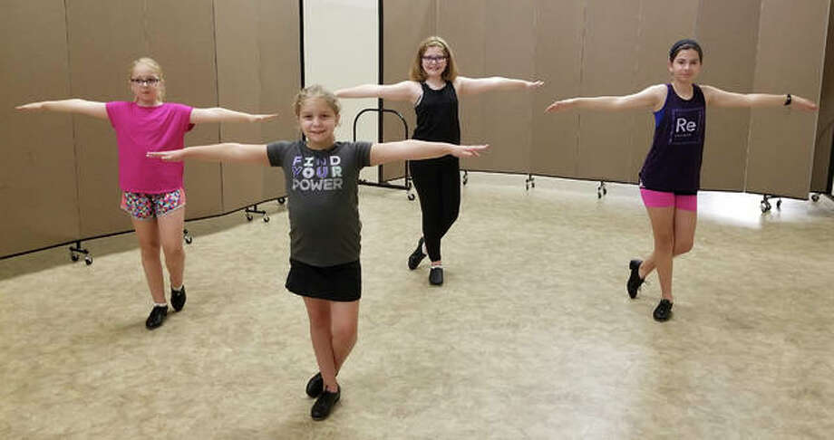 Edwardsville YMCA's Arts and Humanities program aims to build passion for dance. Photo: Courtesy Of Edwardsville YMCA