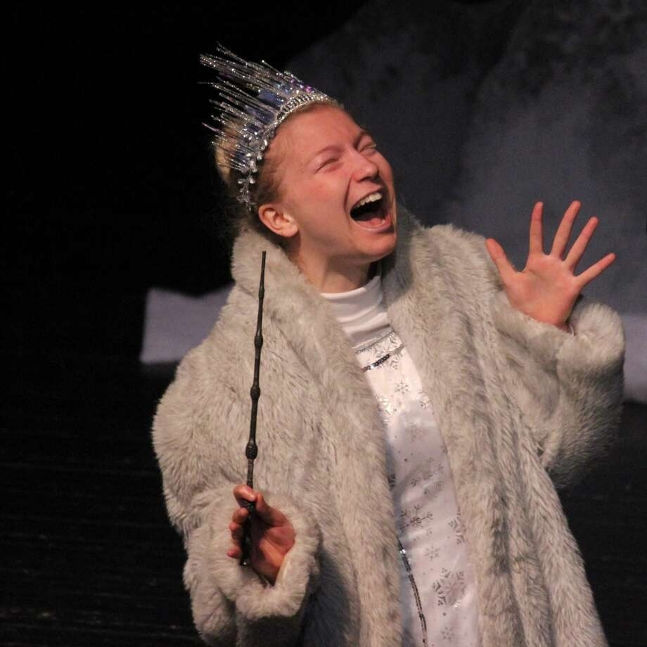 "The Frankfort High School Drama Club presents ""The Lion, The Witch, And The Wardrobe"" on Dec. 15. Photo: Robert Myers"