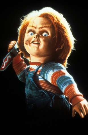 Child's Play 2 (1990)   Child's Play 3 (1991)   Bride of Chucky (1998)   Seed of Chucky (2004) Leaving Netflix July 31 Photo: Michael Ochs Archives/Getty Images