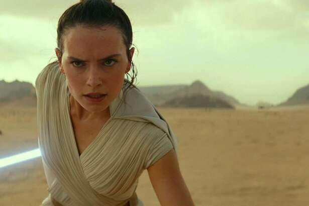 Daisy Ridley is Rey in 'Star Wars: The Rise of Skywalker'