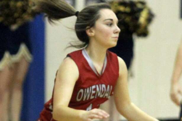 The North Huron Warriors took down Owen-Gage's boys basketball team by a score of 59-28 on Tuesday, Dec. 17,.