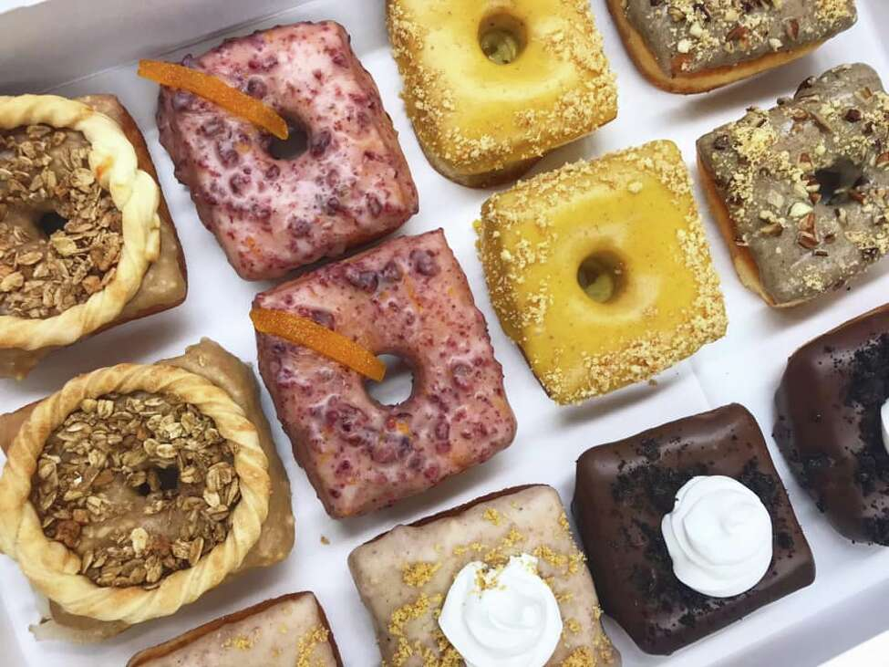 Selection of doughnuts from Darling Doughnuts in Saratoga Springs. Keep clicking for more restaurants that have opened, closed or are coming soon.