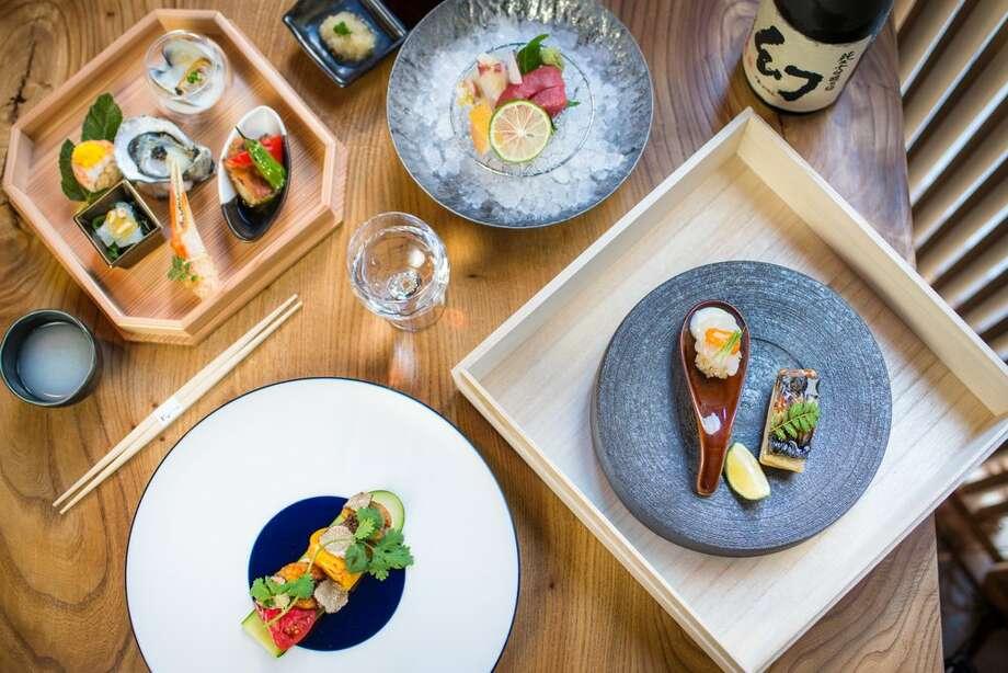 Kusakabe restaurant, San Francisco Photo: Courtesy Kusakabe
