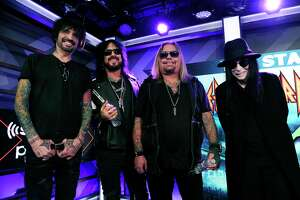 Tommy Lee, Nikki Sixx, Vince Neil and Mick Mars of Motley Crue announced The Stadium Tour 2020 earlier this month.