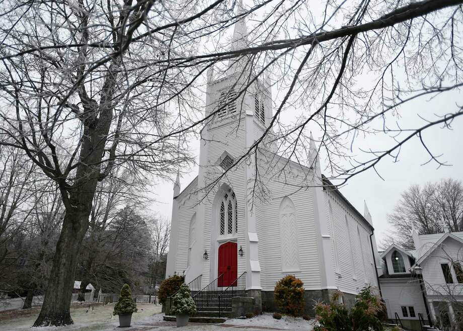 Christ Episcopal Church Tashua in Trumbull, Conn. on Tuesday, December 17, 2018. Photo: Brian A. Pounds / Hearst Connecticut Media / Connecticut Post