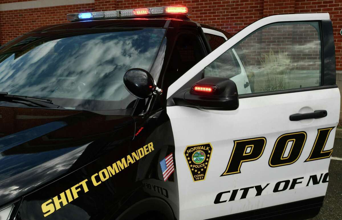 The crash occurred around 5:30 p.m. Tuesday on Connecticut Avenue near Keeler Avenue.