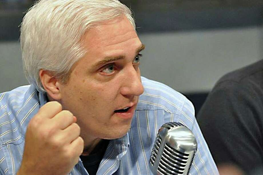 Scientist and educator Dr. Steven Novella will be the featured speaker at the Darwin Day Dinner to be held on Saturday, Feb. 8 at Serafina at the Italian Center, 1620 Newfield Ave. in Stamford. Photo: Contributed Photo