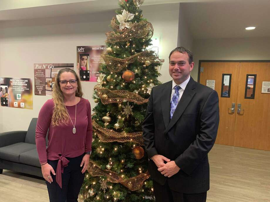 The Katy ISD board of trustees appointed Euberta Lucas and Marc Kampwerth as the new principals of Elementary No. 43 and Fielder Elementary respectively. Photo: Courtesy Photo