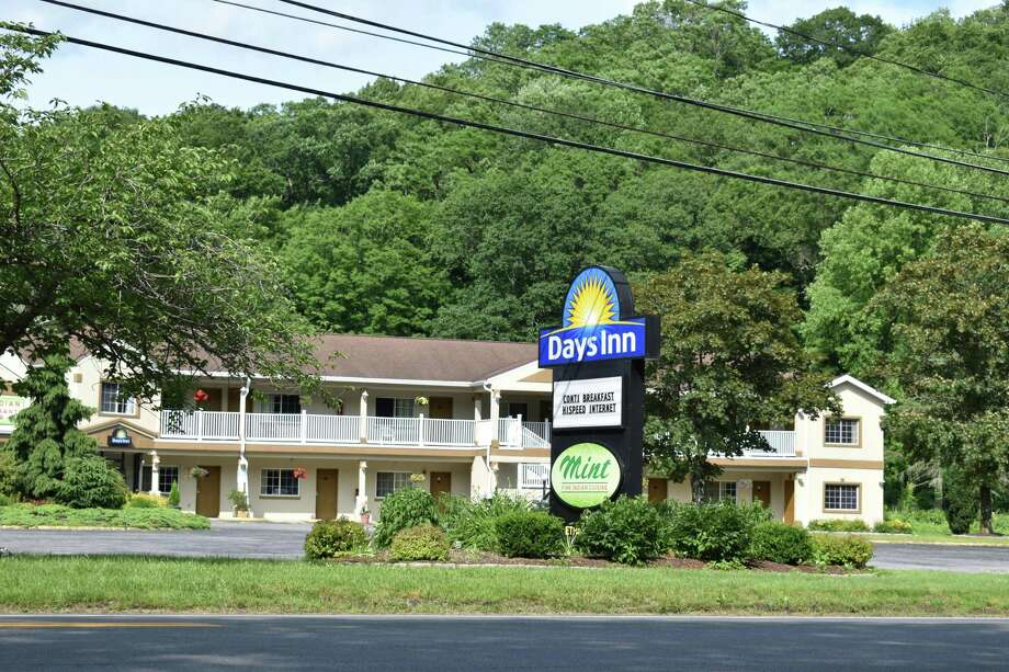 Days Inn by Wyndham Ridgefield at 296 Ethan Allen Highway on June 22, 2019. Photo: Kendra Baker / Hearst Connecticut Media