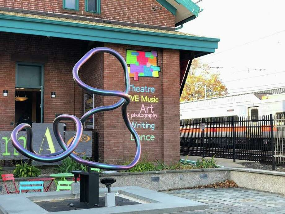 "The MAC's project grant, ""Meet Me at the Bench"" calls for creatives, artists, and craftsmen to create and install six unique benches re-imagined as artistic and community experiences throughout downtown Milford. Photo: Contributed Photo"