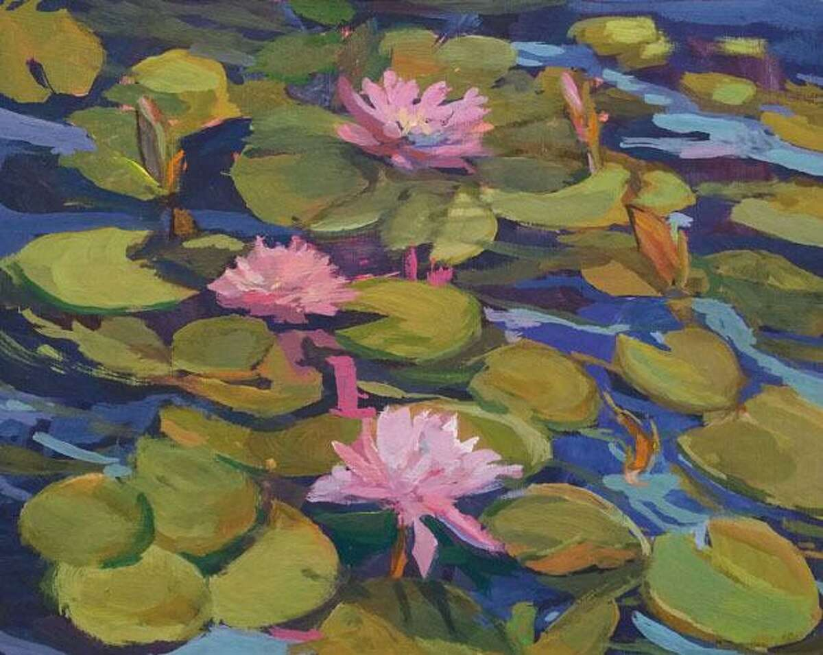 Ponds by Cathy Liontas.