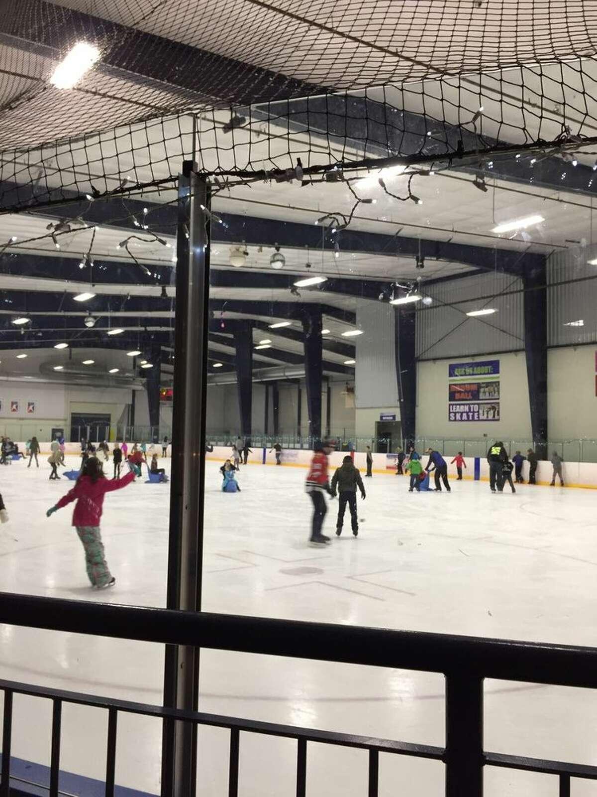 Sno King Ice Arena, Renton & Kirkland: $13