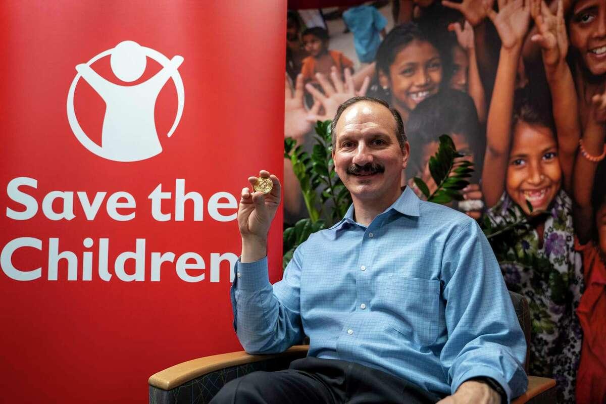 Ettore Rosetti, Senior Advisor of Social and digital innovation for Save the Children.