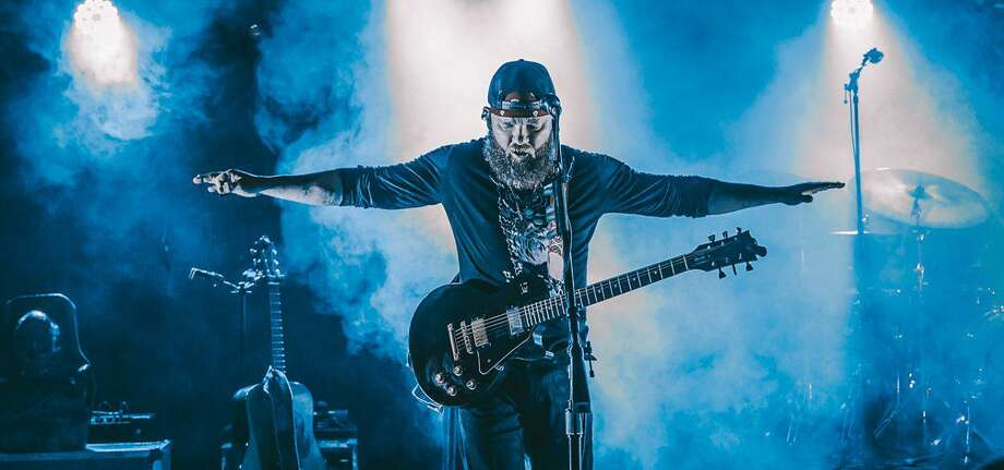 """Stoney LaRue will perform Friday at Sawdust Saloon. His latest album, """"Onward"""" was released in November 2019. Photo: Courtesy Photo / Courtesy Photo"""