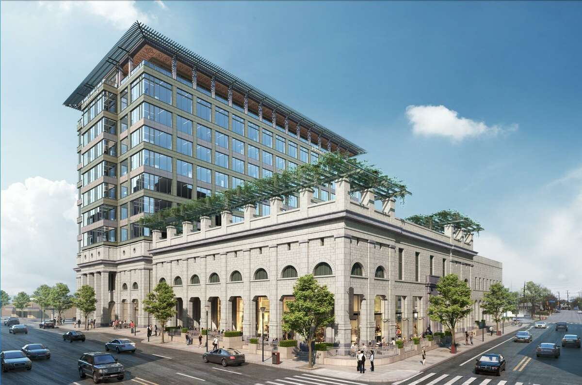 Jefferson Bank is building its new headquarters at Broadway and East Grayson Street. Currently, the popular Still Golden Social House occupies a corner of the property.