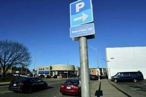 Parking will begin being enforced in the Wall Street neighborhood in Norwalk, Conn. on Jan. 6, 2020.