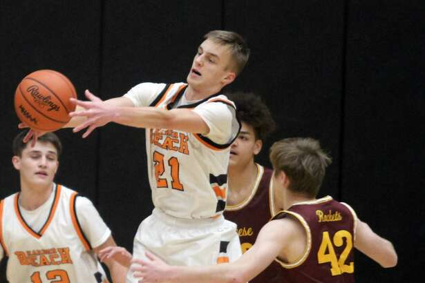 The Harbor Beach Pirates moved to 2-1 on the season after a 55-53 victory over Reese on Wednesday, Dec. 21.
