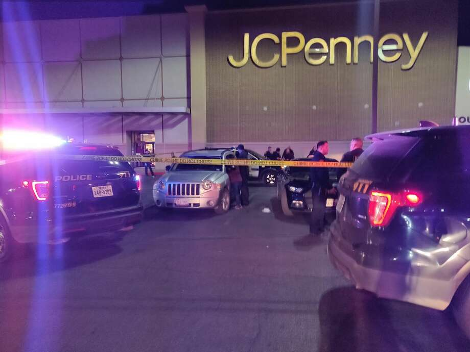 One of the guns used in the South Park Mall shooting was also used during the recent murder at The Rim shopping center, according to an affidavit. Photo: Jacob Beltran