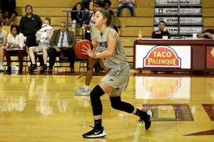 Patrycja Jaworska and TAMIU host Western New Mexico at 5:30 p.m. Thursday at the TAMIU KCB.