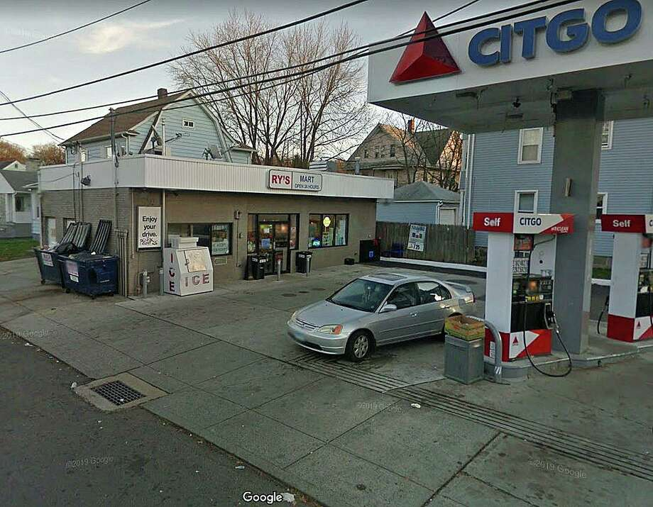An East Main Street convenience store and gas station in Bridgeport was issued a $5,705 fine by the federal Food and Drug Administration after selling an e-liguid product to minor following a fine for similar violations in 2017, according to a complaint. A clerk at Ry's Mart and Citgo located at 2394 East Main St. sold an e-liquid product to a minor during an inspection on Aug. 30, FDA documents said. Photo: Google Street View Image