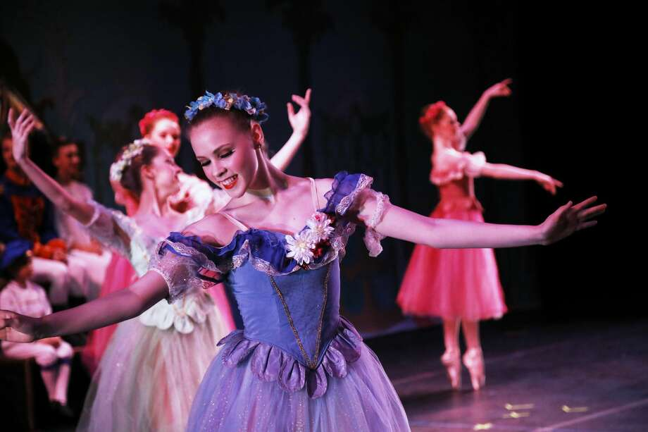 """FILE PHOTO: """"The Nutcracker Reimagined"""" will be showing at Big Sky Drive-In Theatre on Friday at 7:30 p.m. The 27th annual production of """"The Nutcracker"""" was produced locally by Filmhunter Media. Photo: Courtesy Photo"""