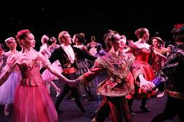 """The Midland Festival Ballet's """"The Nutcracker"""" celebrates 26 years of the Sugarplum Fairy, the Mouse King, Mother Ginger and classical music that is a staple among holiday sounds."""