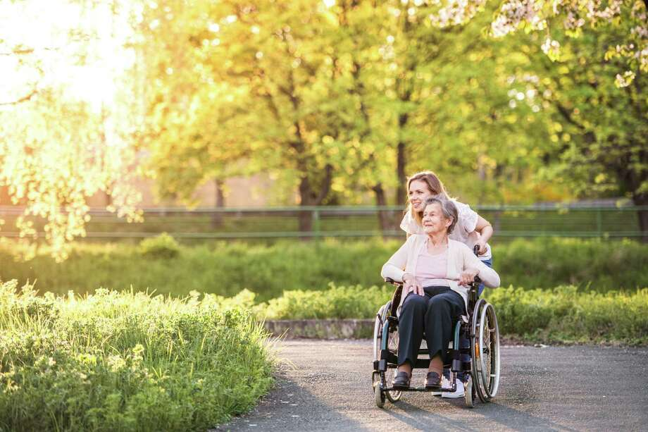 Ridgefield Thrift Shop Hospice Fund at RVNAhealth supports hospice services that aren't covered by Medicare or insurance. Photo: Contributed Photo