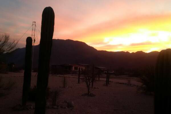 Images of Baja.