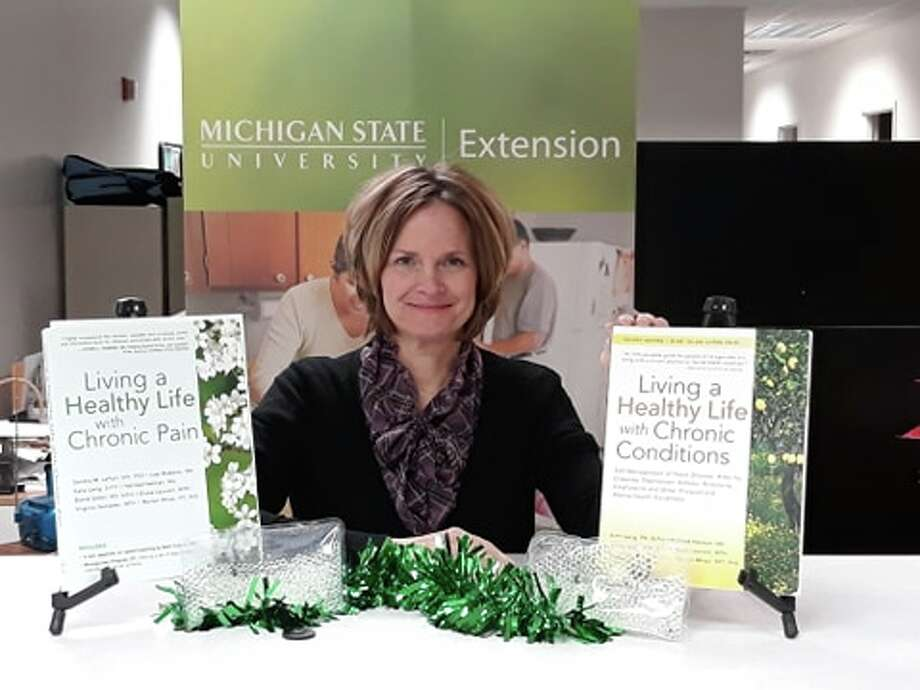 Pam Daniels, with Michigan State University Extension, is pictured. Photo: Courtesy Photo