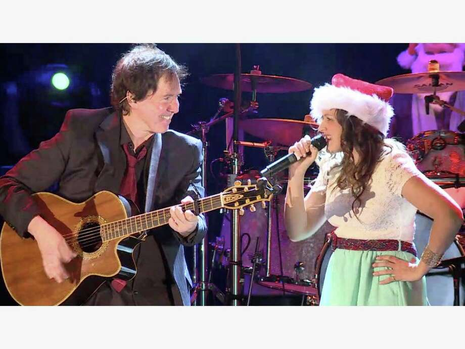 """Christmas with the Celts,"" at Ridgefield Playhouse, on Dec. 20. Photo: /"