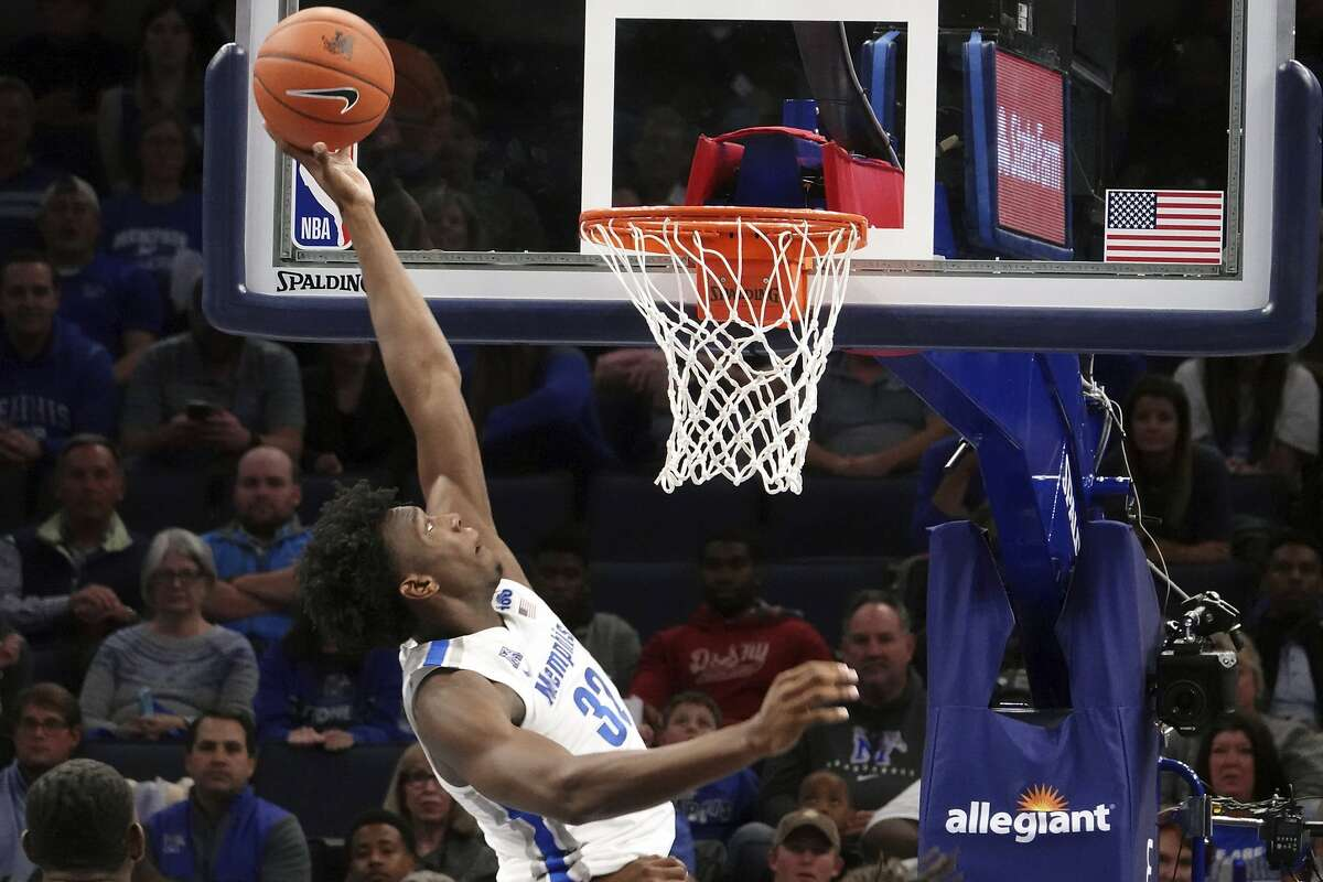 Memphis' James Wiseman could be a high-flying, shot-blocking NBA star, but it's hard for scouts to judge with only 69 minutes of college game film.