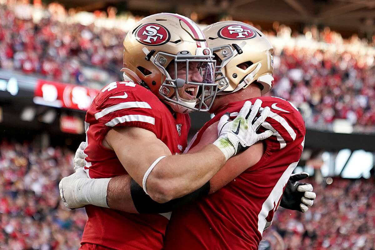 Tickets for the 49ers last regular season home game are going for $100 as of Thursday.